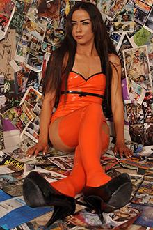 Bio page of Cristina model