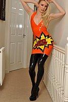 Katy C Lh Dress - Picture 2
