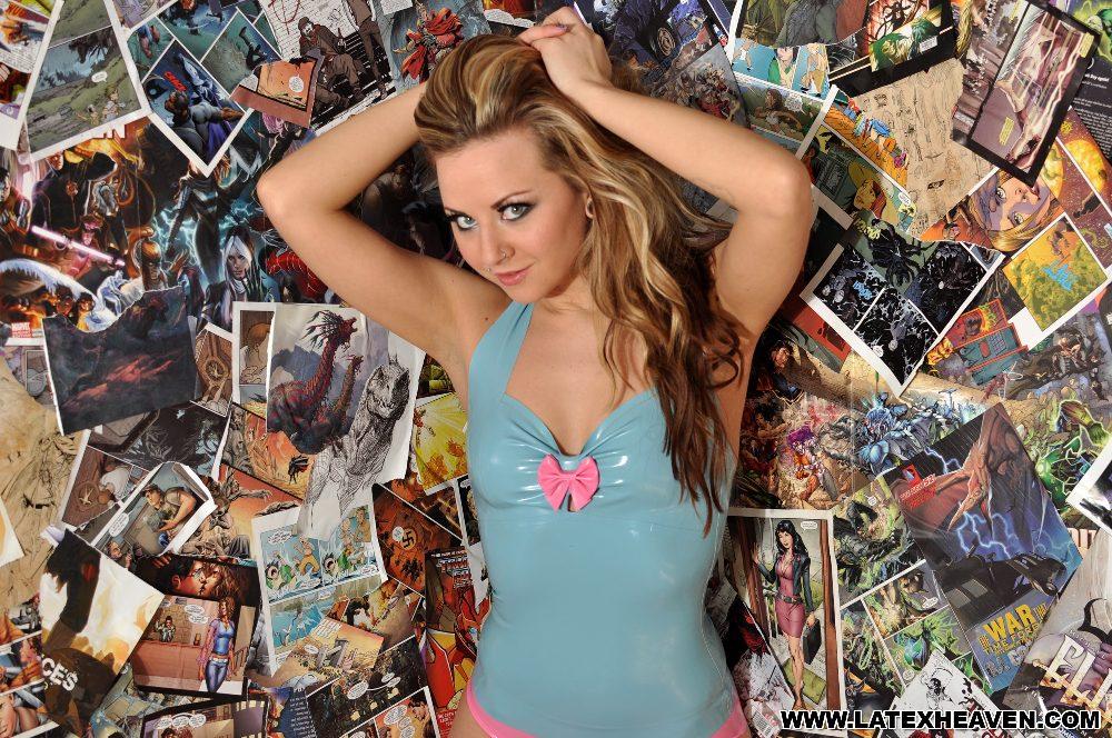 Natalia K Blue Pink - Picture 6