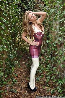 Natalia K Pink Trans - Picture 2