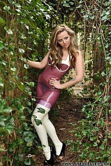 Natalia K Pink Trans - Picture 3