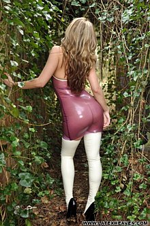 Natalia K Pink Trans - Picture 6