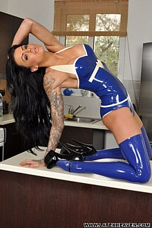 Stacey Lacey All Blue - Picture 7